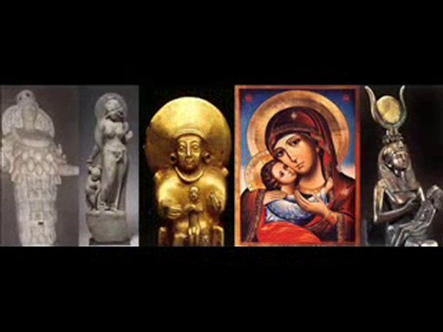 isis and horus mary and jesus - Google Search
