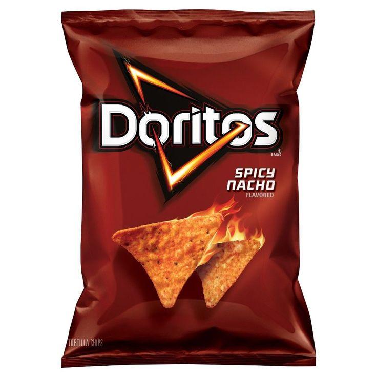 Doritos Spicy Nacho Chips 10oz