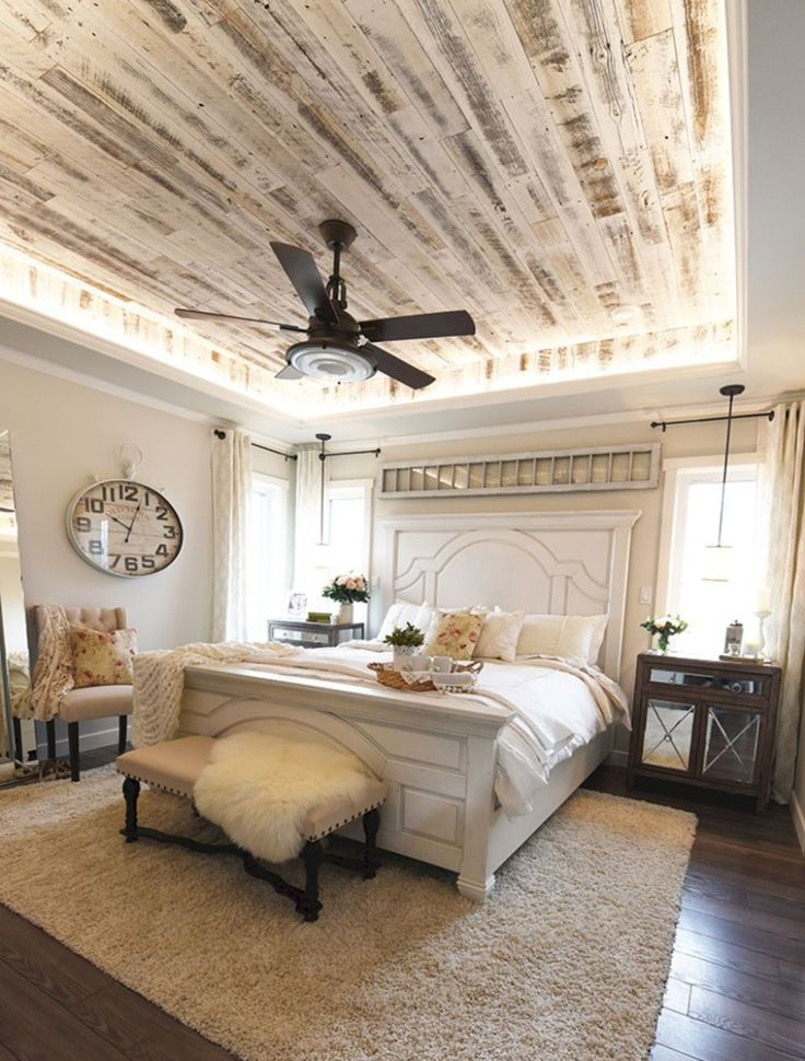 20 Master Bedroom Ideas to Spark Your