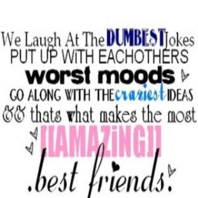 Best Friends Quotes Pinterest | GLAVO QUOTES