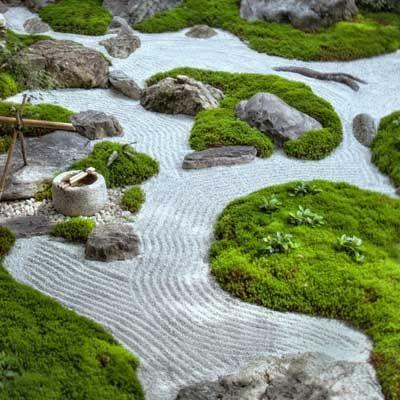 30 hermosos jardines zen. Inspiración asiática.