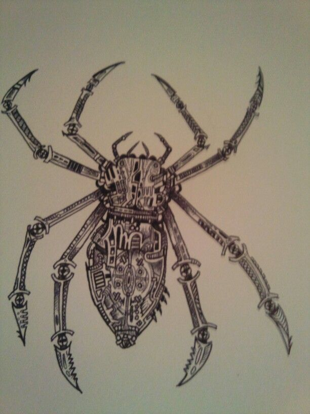 Tech spider