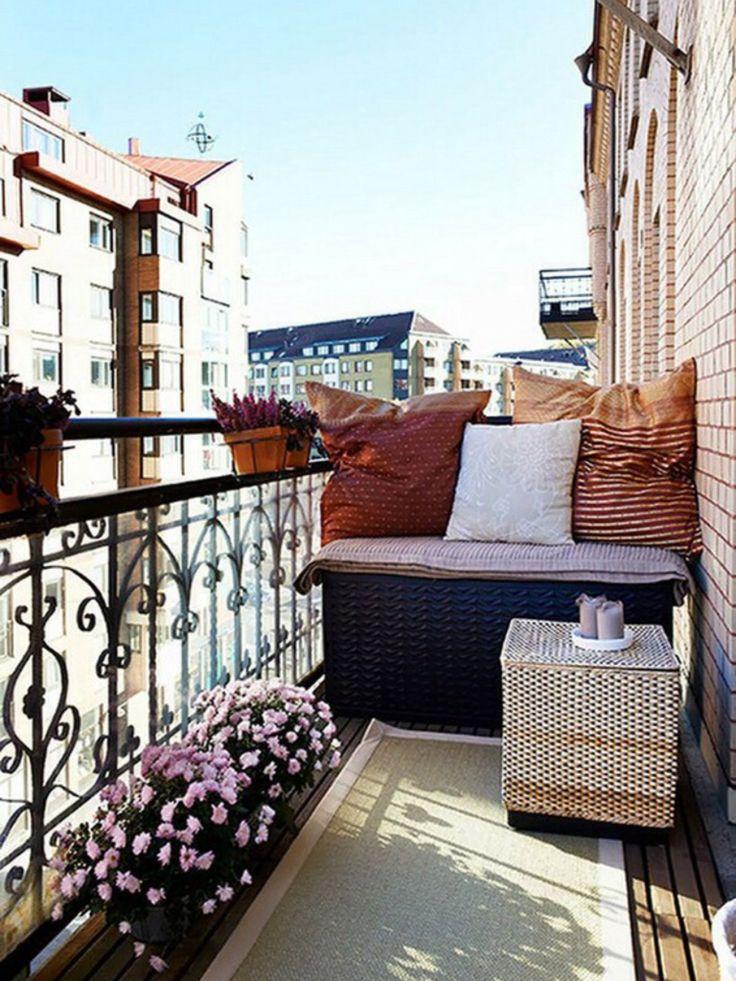 Best Sacada Images On Pinterest Small Balconies Balcony