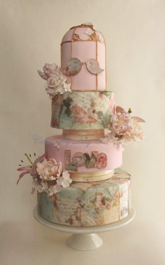 LOVE - Cake by Cake My Day