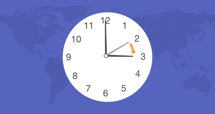 The USA, Canada and a few other countries start Daylight Saving Time (DST) on the second Sunday of March 2017 as clocks are set forward 1 hour.