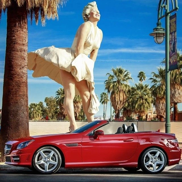 127 best a mercedes benz dream images on pinterest for Mercedes benz of palm springs