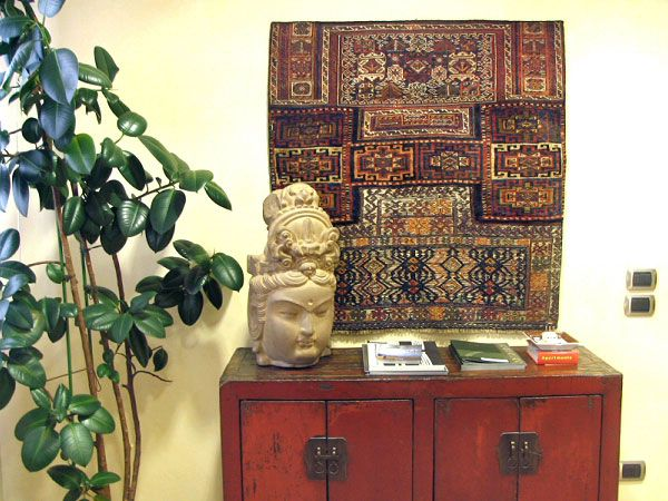 Antico Mafrash Baktiary - Antique Mafrash