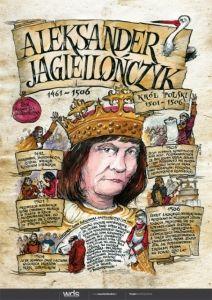 Aleksander Jagiellończyk - Poczet królów polskich