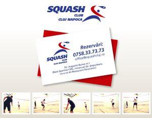 Squash Cluj Napoca, primul club din zona - ofera gratuit echipamentul si apa, organizeaza Liga clubului, o competitie sportiva intre jucatorii din oras  http://www.squashmania.ro/cluj-squash-club-cluj-napoca/