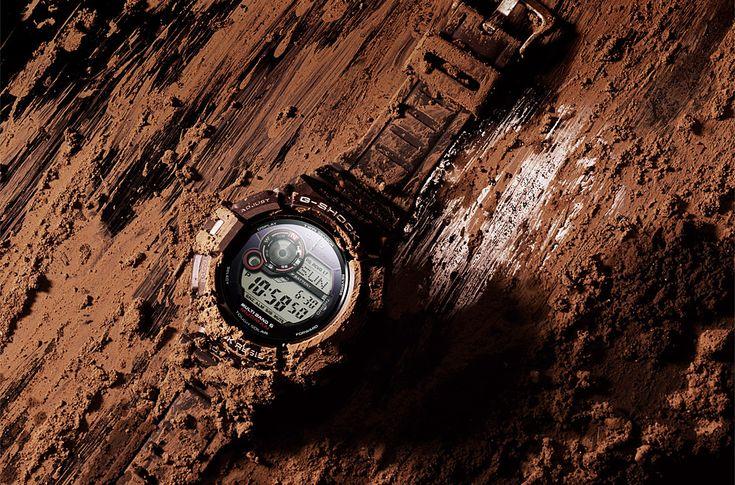 I love my G-Shocks  Casio G-Shock GW-9300 Mudman Watch  #uncrate