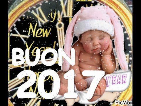 Buon Capodanno che il 2017 sia l'anno in cui regni la serenità felice An...