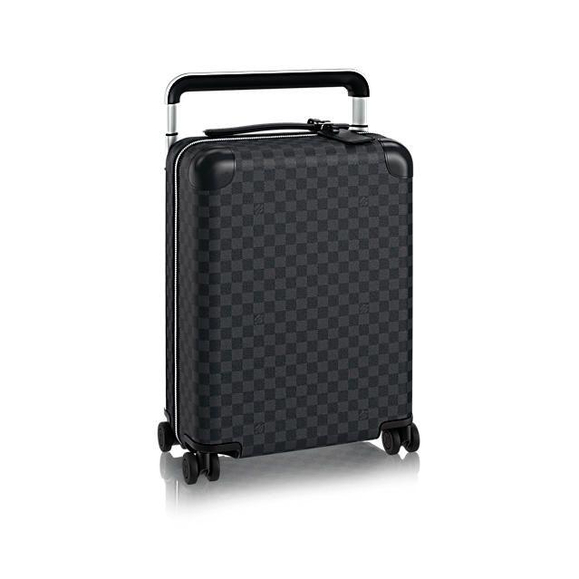 Louis Vuitton Horizon 50 Damier black carry on