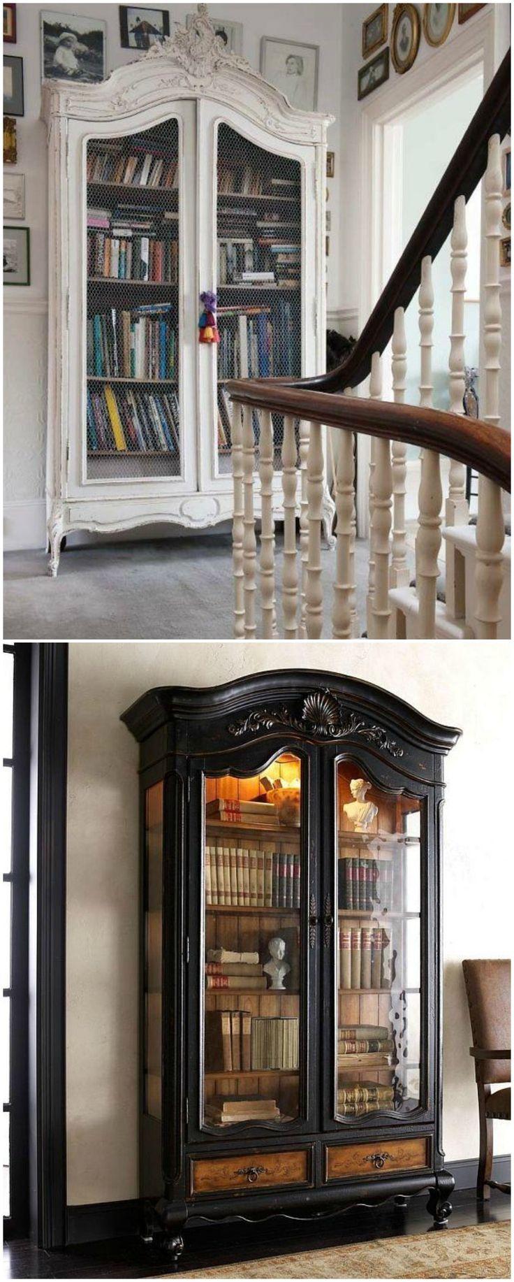 Las 25 mejores ideas sobre restauraci n de muebles - Fotos de muebles antiguos ...