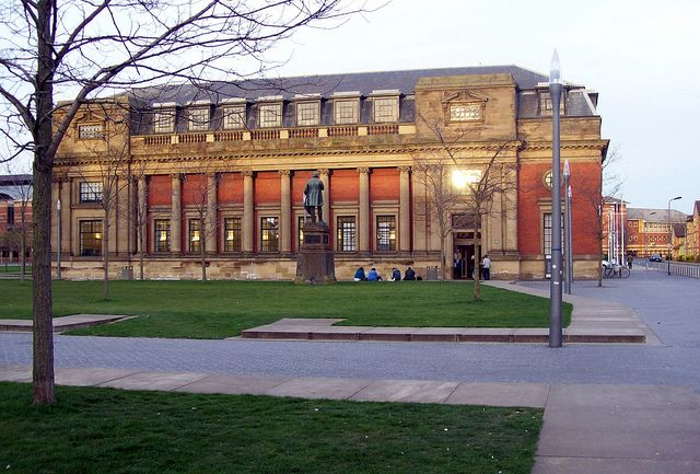 Middlesbrough Central Library, England | Flickr - Photo Sharing!