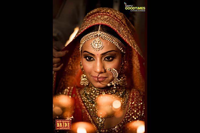 Air-Hostess Shanaya Gets a Wedding Makeover