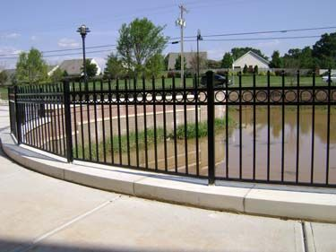 16 best aluminum decorative rings for fence and railing images on