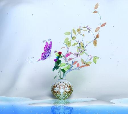 Beauty Vase - Flowers Wallpaper ID 1752359 - Desktop Nexus Nature