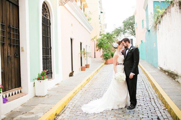 Destination Wedding in Puerto Rico | Vanessa Velez Photography | Bridal Musings Wedding Blog 16