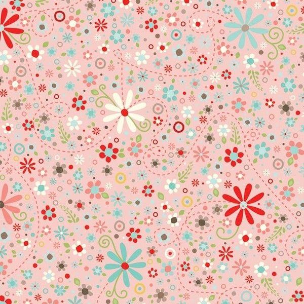 Nested+Owls+-+Coral+Daisy+ +Výrobce:+AdornIt+Materiál:+100%+Bavlna+Šířka:+110+cm+Země+původu:+USA/Korea+ +Uvedená+cena+je+za+10+cm+látky.+Větší+množství+dostanete+vcelku+(tzn.+2+ks+=+20+cm,+15+ks+=+1,5+m).+ +