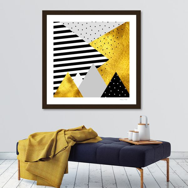 Discover «fall abstract #1», Numbered Edition Fine Art Print by susana costa - From 18€ - Curioos