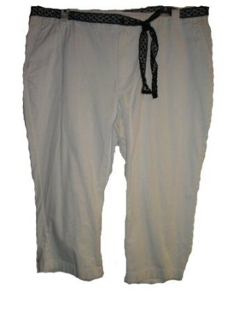 WOMEN'S COVINGTON FLOOD PANTS SIZE 22W COVINGTON. $24.99