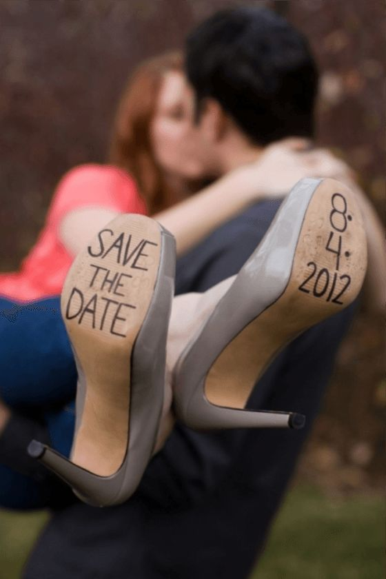 "50 ""Save the Date"" Photo Ideas » Random Tuesdays"