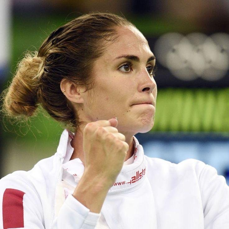 JO 2016 : Elodie Clouvel médaillée d'argent