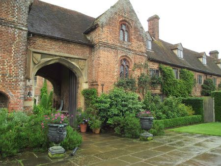 17 best images about garden sissinghurst on pinterest for Cottage anglais