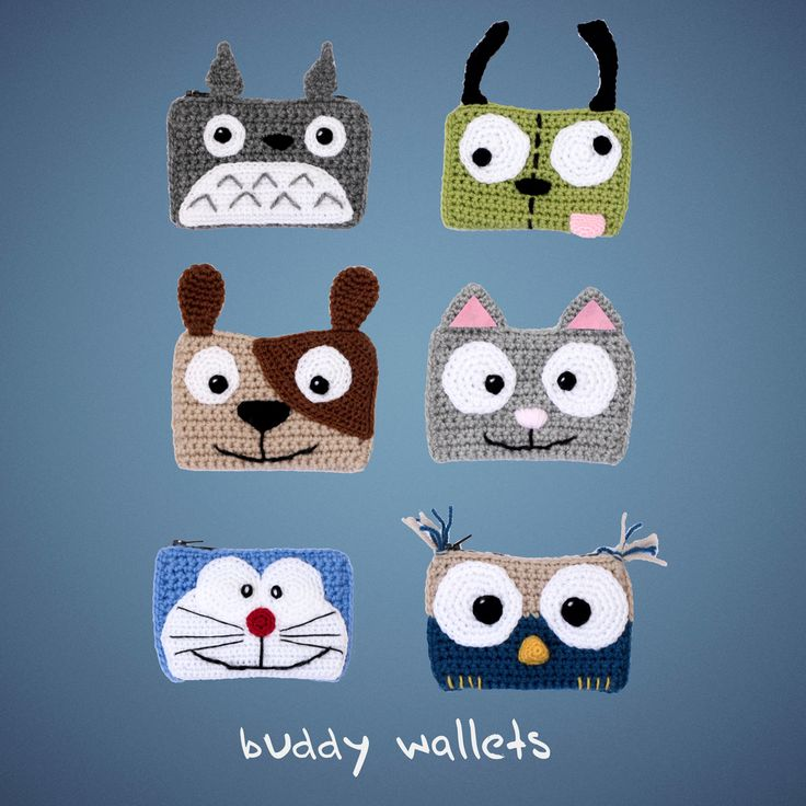 Buddy Wallets I
