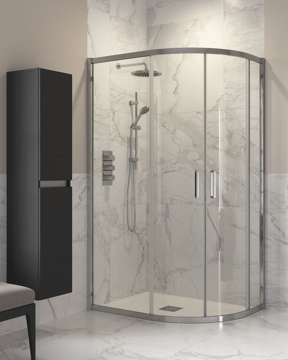 Moods Reflexion 8 1200 X 900mm Two Door Quadrant Dieop1247 Bathroom Design House Bathroom Sliding Shower Door