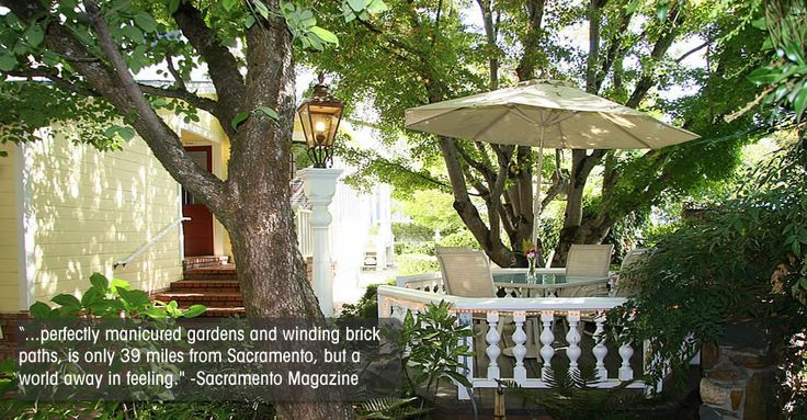 Sutter Creek Bed and Breakfast | Gold Country Hotel | Sutter Creek Lodging | The Foxes Inn