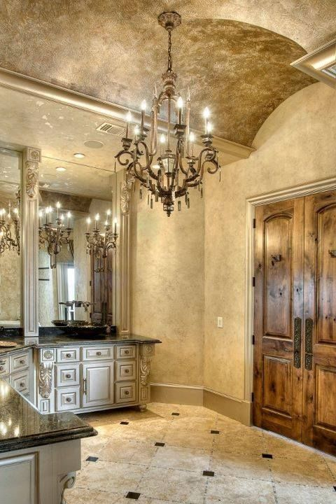Gorgeous finishes by Cindy Regan Howard and Dana Fay DeBuck www.DecorativeAndFauxFinishes.com