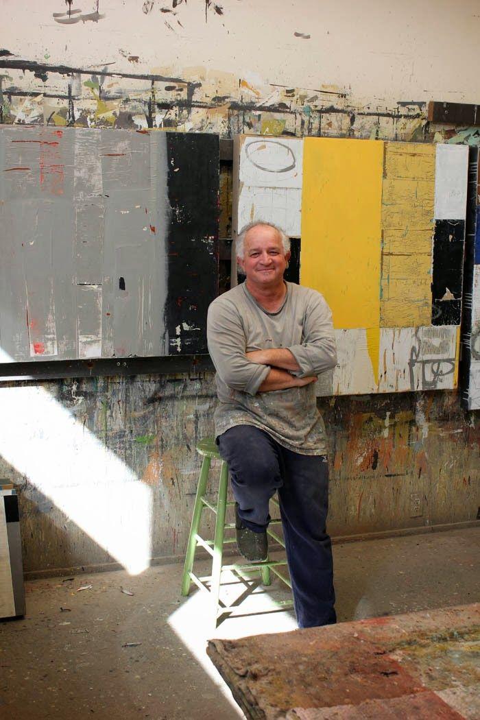 Michael Shemchuk \ Studio Visit | The Studio Work