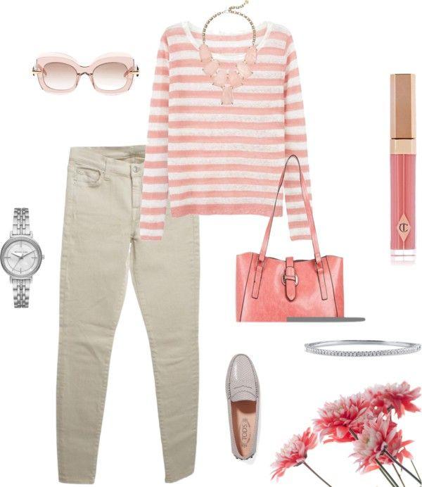 Dreamz~n~Wishz        : Spring Style Stripes - Shopping My Closet