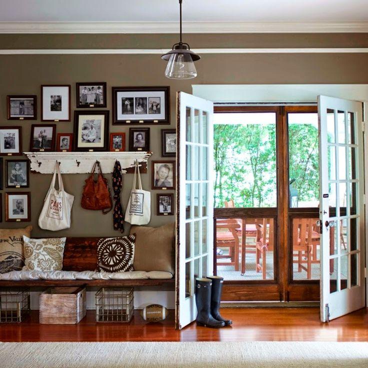 Las 25 mejores ideas sobre decoraci n del hogar sure a en - Decoracion retro americana ...