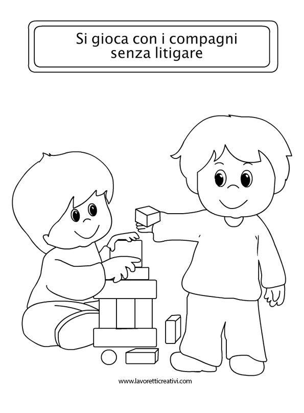ötletek-szabályokon iskolai rajzok