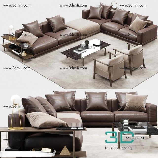 142 Sell Album Sofa 3dsky 2018 Vol 5 3d Mili Download 3d Model Free 3d Models 3d Model Download Sofa Armchair Sectional Couch