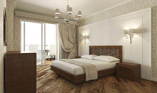Современная классика. Спальня