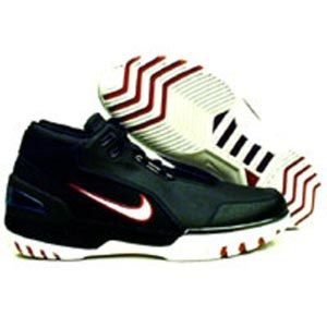 Nike Zoom Generation (LeBron James - black) 308214-011 - $199.99