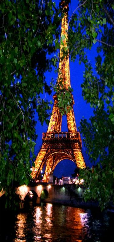 Eiffel Tower, Paris, France - my favorite place on earth, and in my heart tonight!