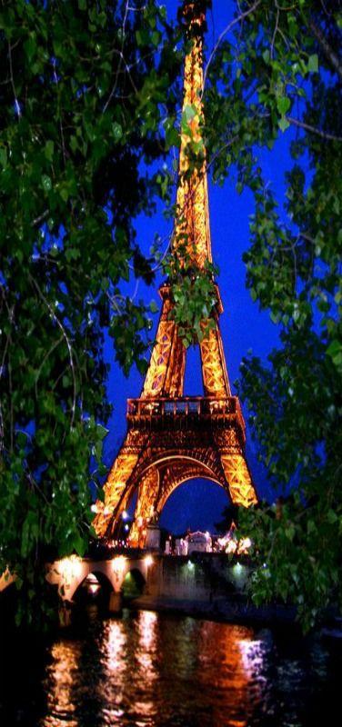 Eiffel Tower, Paris, France by dRalous