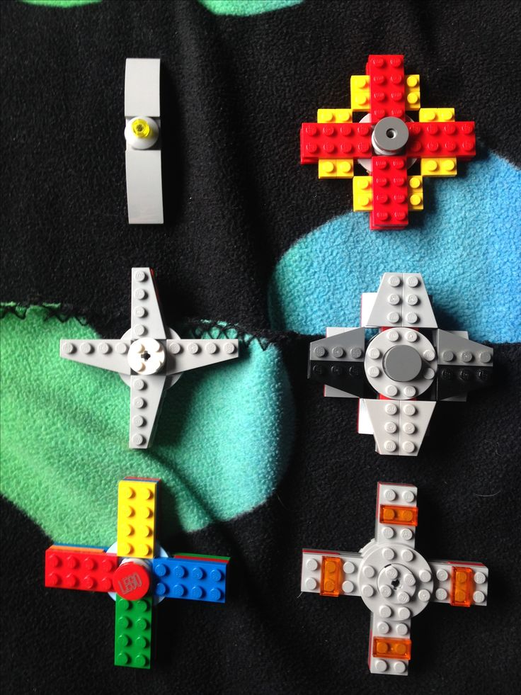 All of my lego fidget spinners these took me ages to build might sell some on amazon... comment which one your favourite one is!