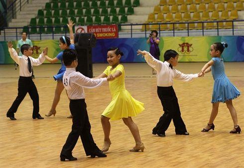 Danse sportive : la rencontre de l'art avec le sport - Le Courrier du VietNam