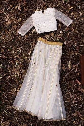 Tanira lehenga , Kopal blouse