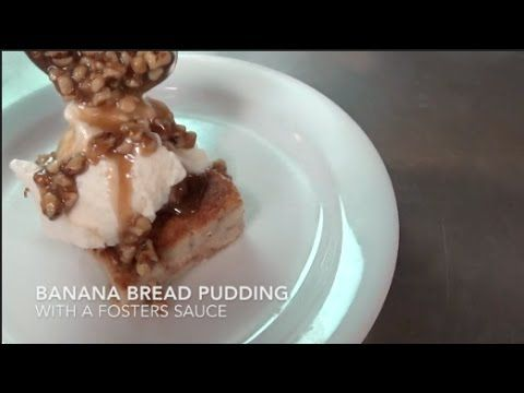This is my latest recipe for my Banana Bread Pudding with a Fosters sauce. I'm always trying to come up with delightful twists on classics and this is one of the most popular ones onboard the boats so I hope you enjoy it. Sorry I was so late getting this up but from now on I will be posting a new video every Thursday, I ran into a lot of trouble with this one. So be sure to subscribe as well as like and share.