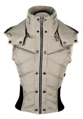 Puma Vest 2.0 - Ripstop Edition, armor, sci-fi, battle, war, roguerepublik.com, fire, style, attitude