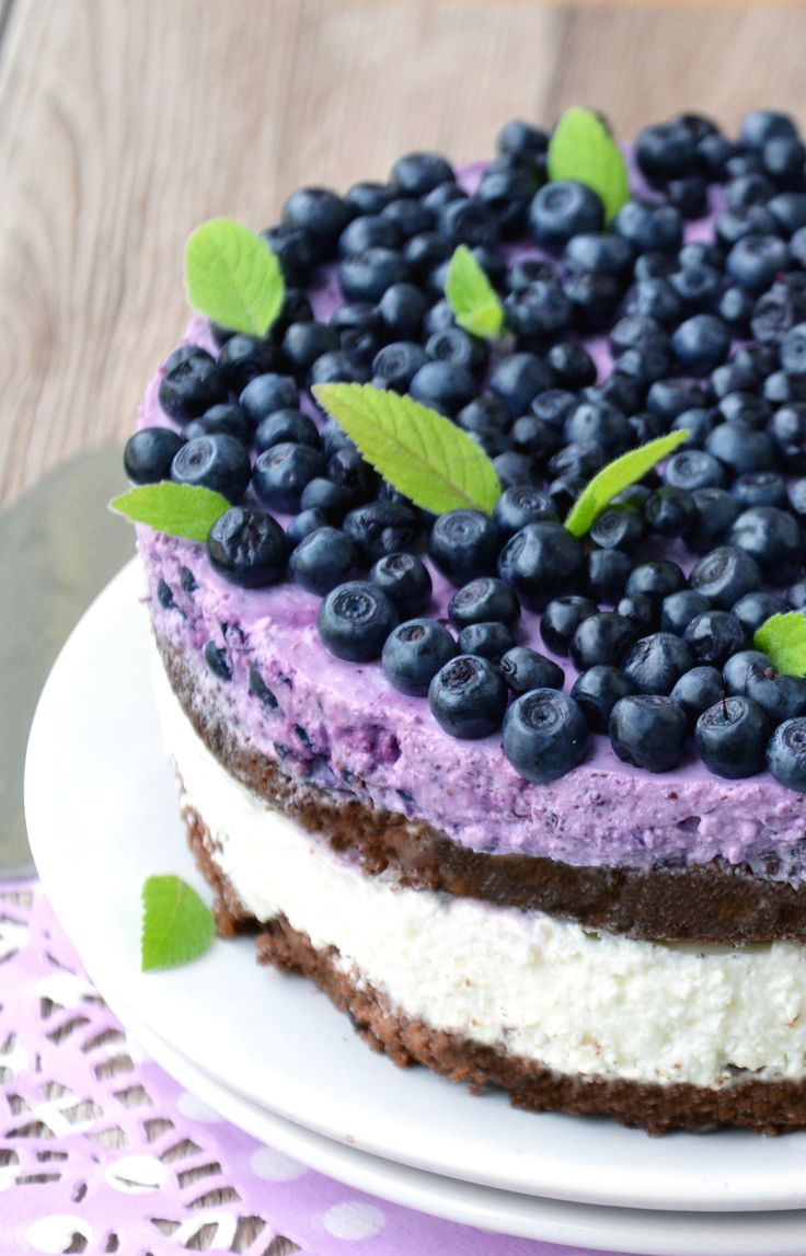 ZDROWY SERNICZEK JAGODOWY  http://sokzycia.pl/zdrowy-fit-serniczek-jagodowy/  #cheescake #cake #sernik #ciasto #tort #fit #zdrowie #healthy #vegetarian #vegetarianfood #jagody #blueberries #jogurt #yogurt #beans #fasola #bezgluenu #bezcukru #glutenfree #sugarfree #sokzycia
