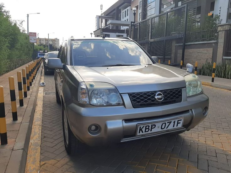 Pin on Nissan Xtrail with sunroof trade in OK kenya