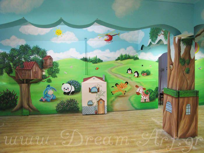 Ζωγραφική στον τοίχο
