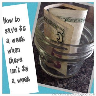 On the Money Menu | How to save when you can't save!